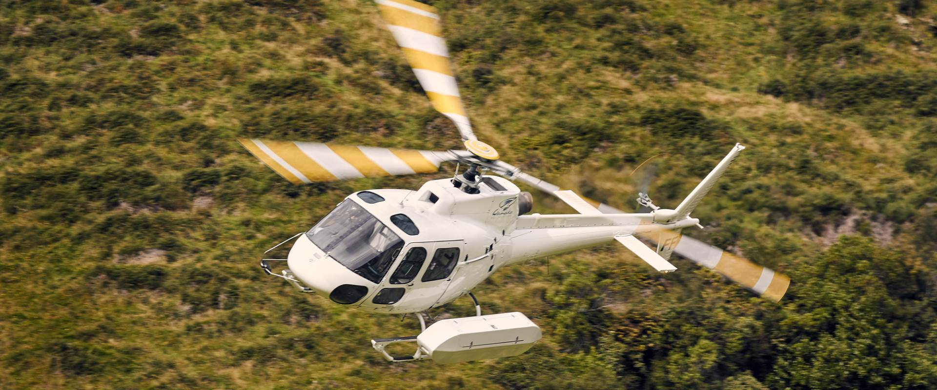 Commercial - Charter Helicopter Services