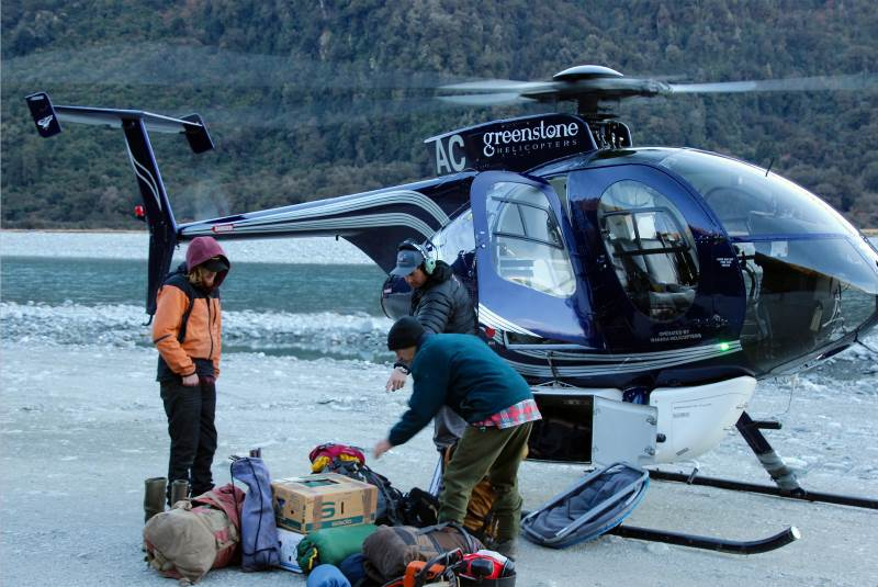 Private Training - Wanaka Helicopters