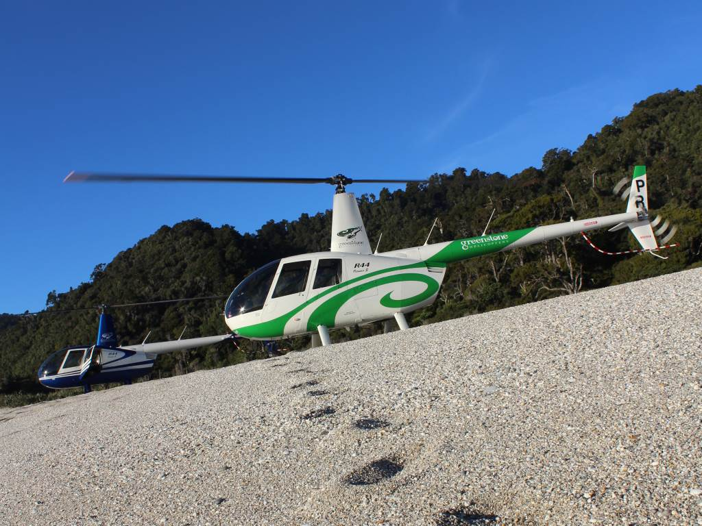 Wanaka Helicopter West Coast Scenic Flights