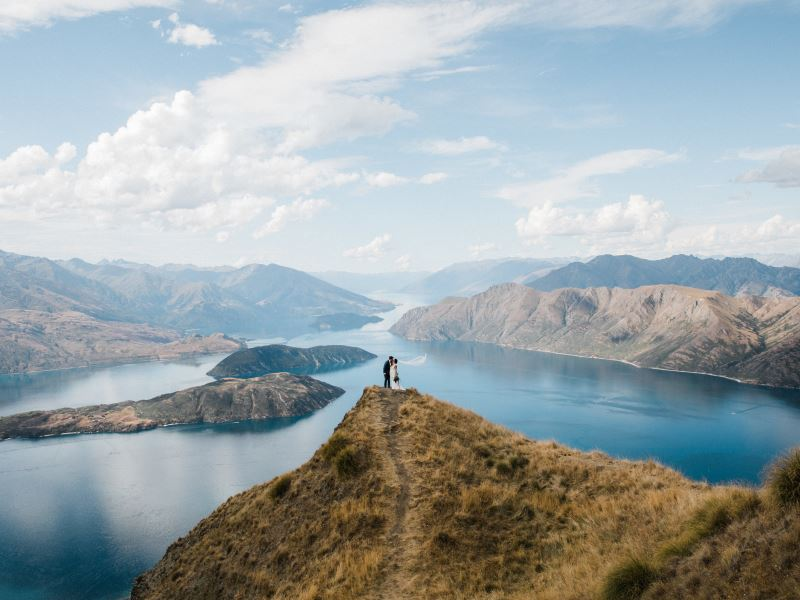 wanaka helicopters weddings