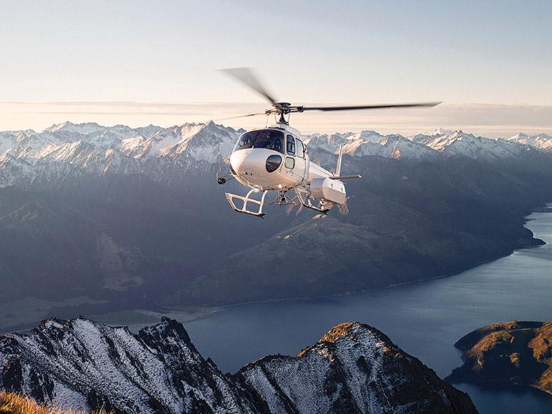 Wanaka Helicopters Scenic Flights